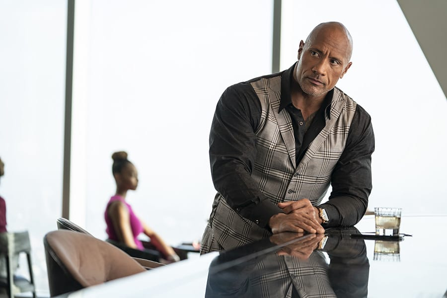 "Ballers on HBO Season 5, Episode 8 ""Players Only"" - Dwayne Johnson as Spencer Strasmore - Photo Credit: Jeff Daly/HBO"