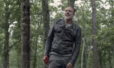 Jeffrey Dean Morgan as Negan; single - The Walking Dead _ Season 10, Episode 6 - Photo Credit: Jace Downs/AMC