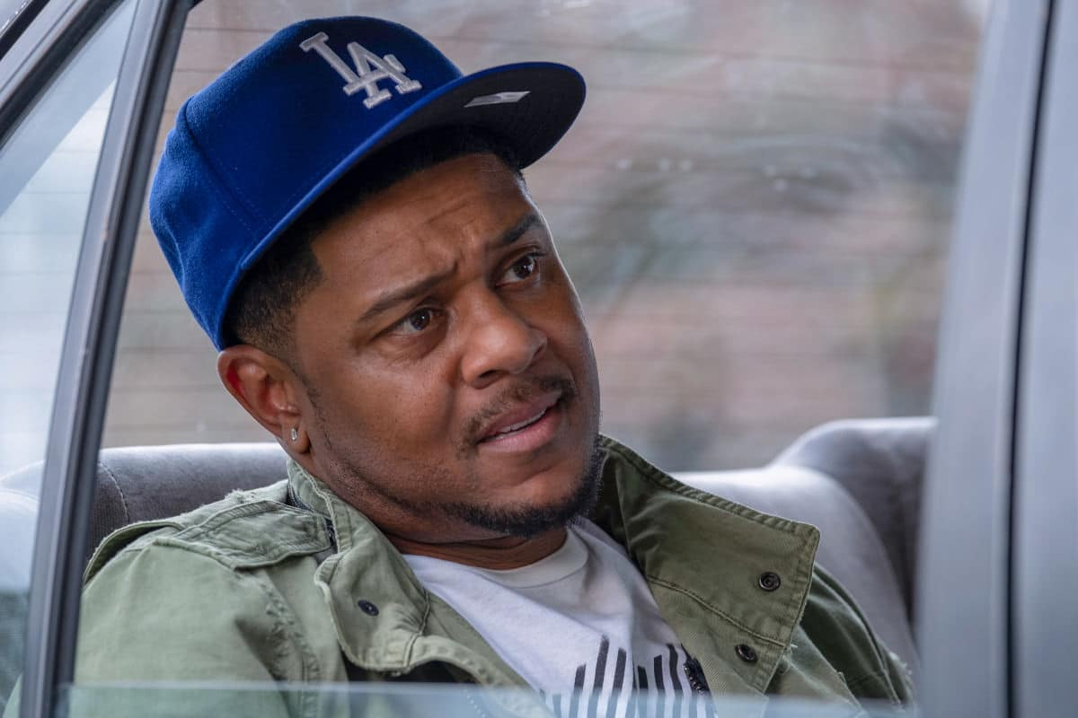 "Ray Donovan - Pooch Hall as Daryll Donovan in RAY DONOVAN, ""An Irish Lullaby"". Photo Credit: Jeff Neumann/SHOWTIME."