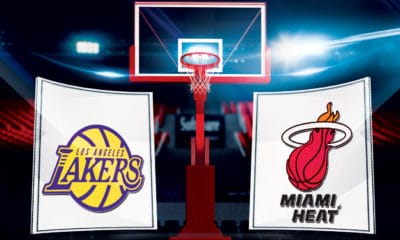 NBA Finals Live Stream: How to watch the Los Angeles Lakers vs the Miami Heat - NBA Playoffs 2020 Series Online - Team Logos Credit: NBA