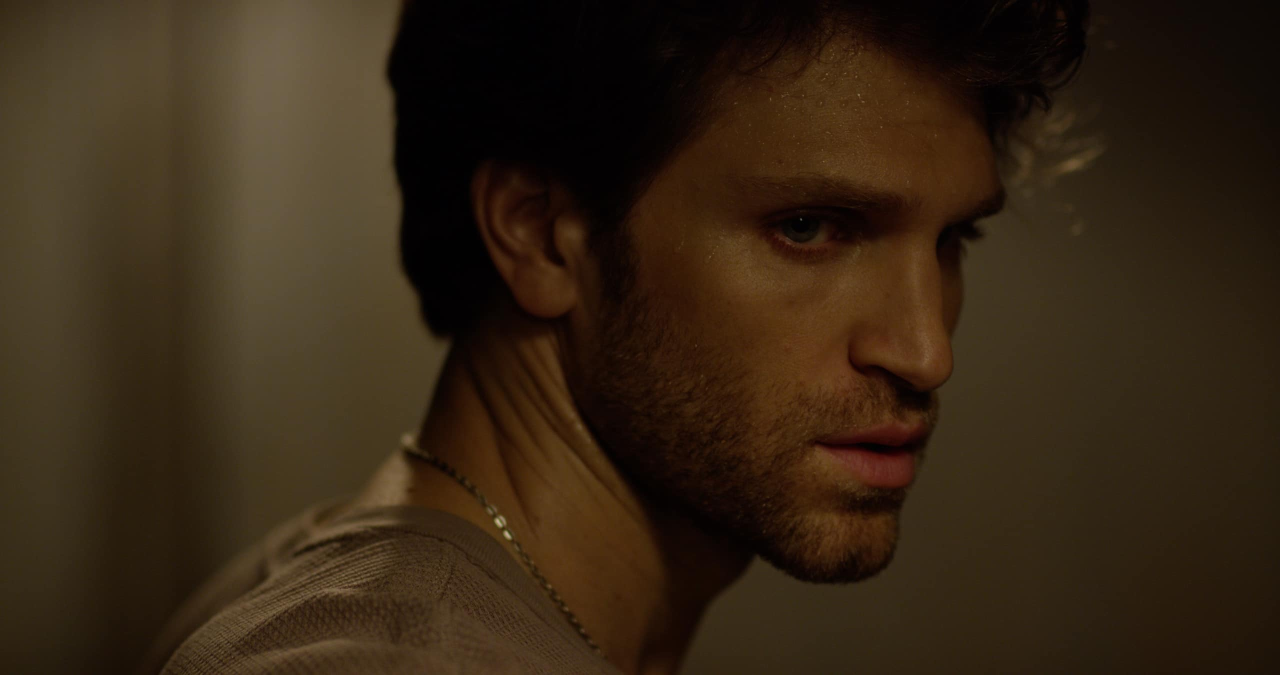 "Keegan Allen as Cole in the horror/thriller film ""NO ESCAPE"" a Vertical Entertainment release. Photo courtesy of Vertical Entertainment."