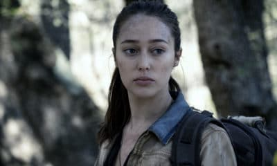 Alycia Debnam-Carey as Alicia Clark - Fear the Walking Dead _ Season 6 - Photo Credit: Ryan Green/AMC